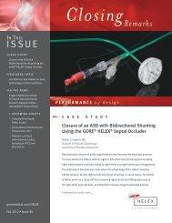 Printable PDF Version - Gore Medical