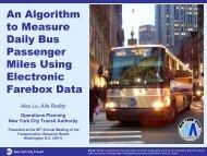 An Algorithm to Measure Daily Bus Passenger Miles ... - Lexciestuff.net