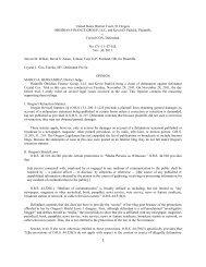 Obsidian v. Cox - UMKC School of Law