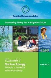 CNA Nuclear Energy Handbook 2009 - Teach Nuclear