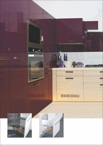 Modular Kitchen & Cabinets