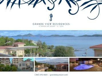 GRANDE VIEW RESIDENCES - News of St. John