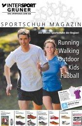 Running Walking Outdoor Kids Fußball - Intersport Gruner