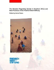 Southern Africa Regional Workshop on the Situation of Gender