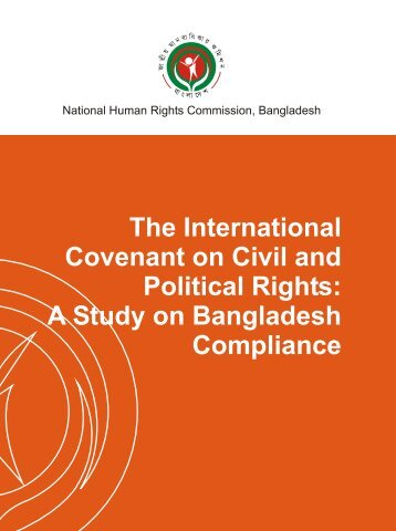 Study Report ICCPR - NHRC Bangladesh