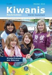 Charity - Kiwanis