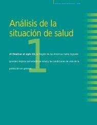 Análisis de la situación de salud - Aula Virtual Regional. Campus ...