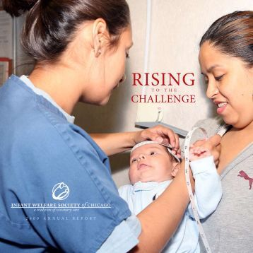 Rising - Infant Welfare Society