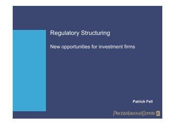 Capital requirements - TISA