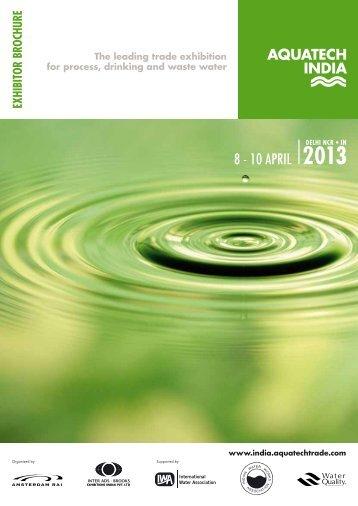 FOL Aquatech India Exposanten 2013 - Aquatechtrade