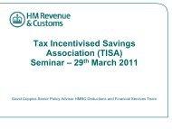 Insurance Premium Tax - TISA