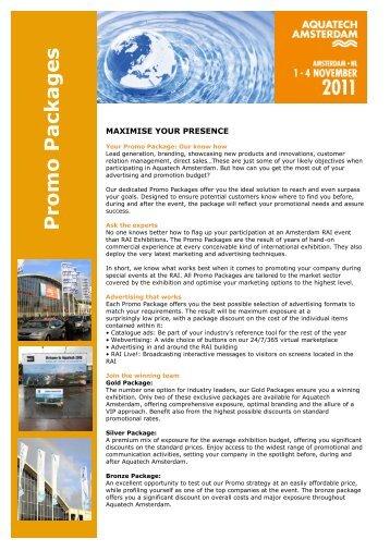 PromoPackagesATAdam2011 - Aquatechtrade