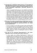 Antworten der Kandidatin Hoyer - Filler - Seite 3