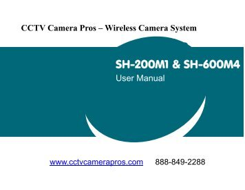 Wireless Camera System - Surveillance System, Security Cameras ...