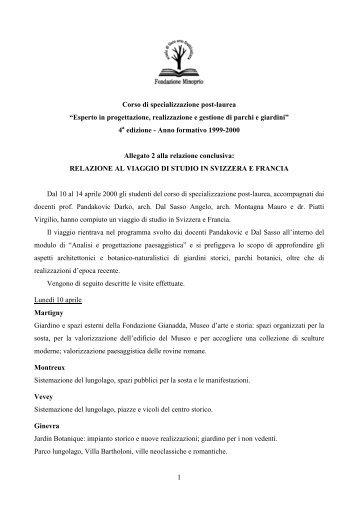 Maratea master paesaggio comunit provvisoria for Master polimi