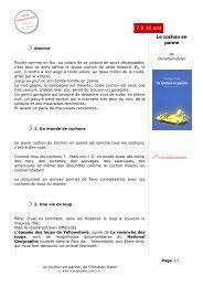 Le cochon en pa PDF RELU - L'Ecole des loisirs