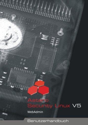 Astaro Handbuch V5