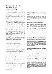 Kurzinfo - Paritaetischer-freiwillige.de