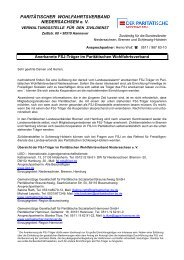 Bfd-Info 11-1 Anlage - Paritaetischer-freiwillige.de