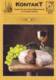 Einladung zur Jubelkommunion 2013 - kgg-nuernberg.de