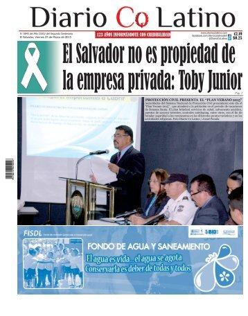 Edición 27 de Marzo de 2015