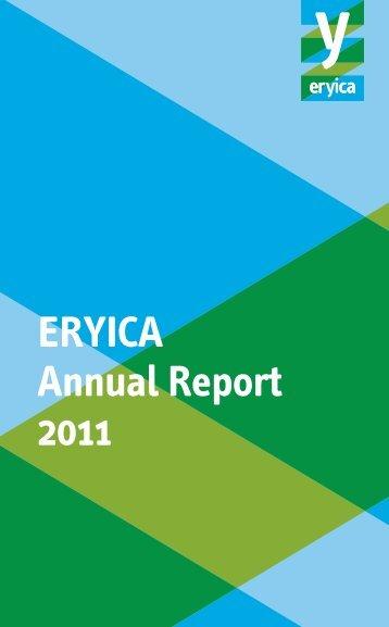 ERYICA Annual Report 2011
