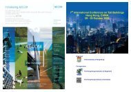 ICTB7-Conference Brochure - Department of Civil Engineering - The ...