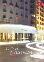 Global investment - Knight Frank