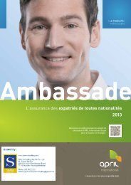 Ambassade - AITIC Assurances