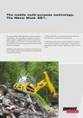 The king's class of mobile Allterrain-Excavators. - Page 2
