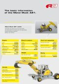 The king's class of mobile Allterrain-Excavators. - Page 3