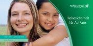 Informationen zu Au-Pair Versicherungen - aupair-wf.de