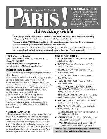 here - Paris! Magazine/MyParisMagazine.com