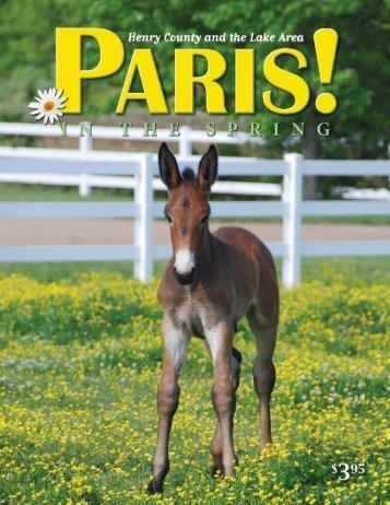 Spring 2012 - Paris! Magazine/MyParisMagazine.com