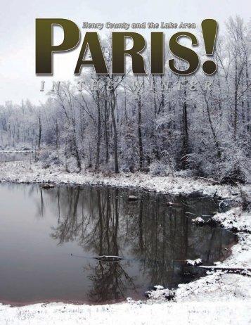 Winter 2009 - Paris! Magazine/MyParisMagazine.com