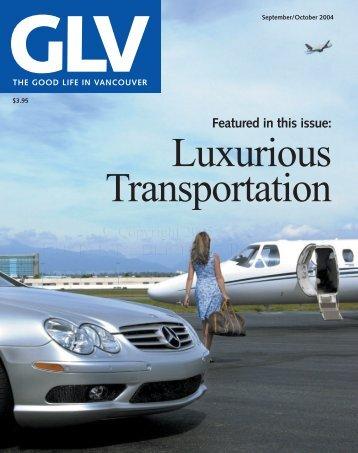 GLV - Good Life Connoisseur