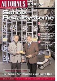 Rad - Scholz Regalsysteme GmbH