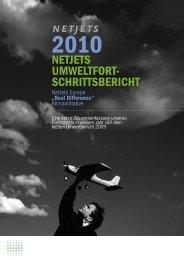 Download des vollständigen Berichts - NetJets Europe