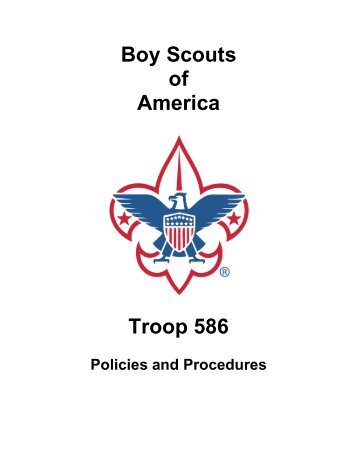 Boy scouts of america manual pdf