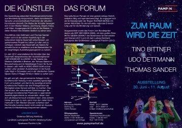 Download Flyer - kulturforum PampinerHof