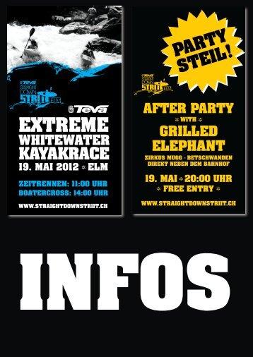 Grilled Elephant - StraightDownStriit.ch