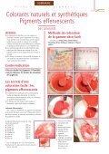 Les pigments - Socli - Page 3