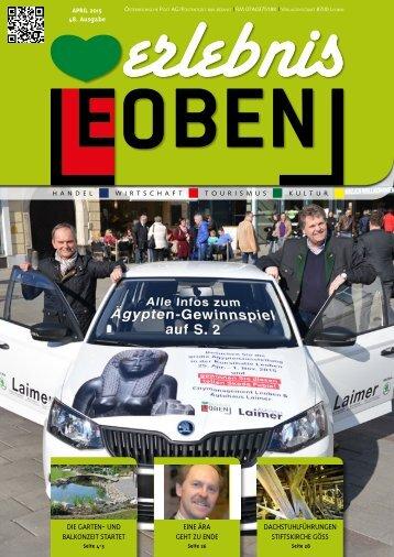 AUSFLUGS- ZIEL LEOBEN