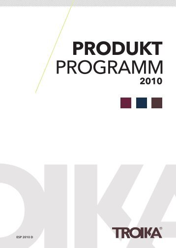 2010 produkt -  Designers Heaven