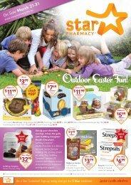 Outdoor Easter Fun! - Star Pharmacy