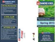 Spring 2013 - Diamond Kings