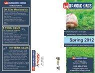 Spring 2012 - Diamond Kings
