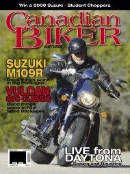 May 2006 Suzuki M109r Vulcan - Tourvic.com