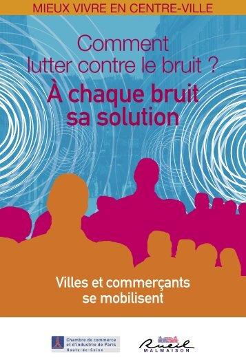 À chaque bruit sa solution - CCI Hauts-de-Seine