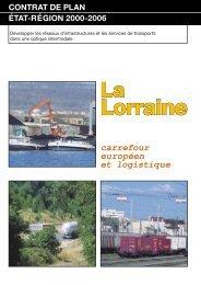 Lorraine - Les panneaux autoroutiers français